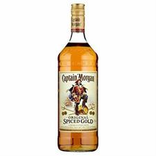 Capitan Morgan Spice Jamaica Rum 40°cl.100