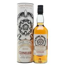 Clynelish Game of Thrones Reserve House Tyrell 51,2° cl.70 Tubo