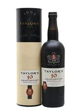 Taylor's 10 Years Port 20° cl.75 Cilindro Product of Portugal