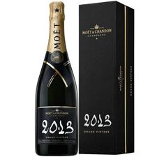 Moet & Chandon Grand Vintage Extra Brut 2012 12,5° cl.75 Cofanetto