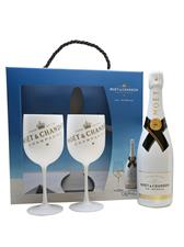 Moet & Chandon Perfect Serve Ice Imperial 12° cl.75