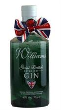 Williams Great British Extra Dry Gin 40° cl.70 England